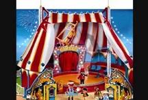 thema: circus digibord