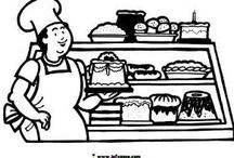 thema: bakker allerlei
