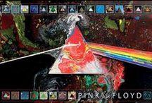Pink Floyd / by Grindstore France