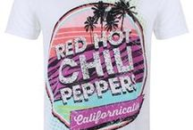 Red Hot Chili Peppers / by Grindstore France
