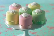 Pikkuleivonnaiset - Mini Cakes