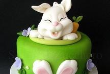 Pääsiäiskakkuja - Easter Cakes