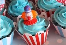 Vappu- ja karnevaalikakkuja - Carneval Cakes