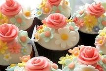 Keväisiä juhlakakkuja - Spring Cakes