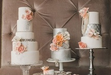 Hääkakkuja - Wedding cakes