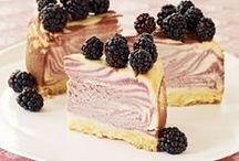Juustokakkuja - cheesecakes / Ihania, kauniita ja suussa sulavia juustokakkuideoita!