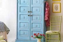 Home / Love all about home styling & home decor. My favorite style is vintage, happy & colorfull decoration / by Inbal Benor