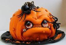 Halloween kakkuja - Halloween cakes