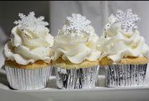 Lumoavia talvikakkuja - Winter Cakes