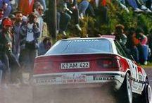 rally cars. / αγώνες αυτοκίνητου χώμα - άσφαλτος - χιόνι - έρημος.