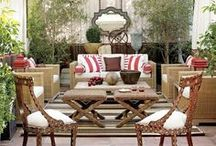 Outdoor Living/The Treasured Home / Outdoor Living Inspiration