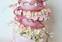 Uskomattomia kerroskakkuja – Incredible Cakes