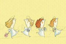 ANGELS AND FAIRIES / Angel. Fairies.  Anjos e Fadas.