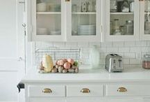 / KITCHENS / / Beautiful Kitchens To Inspire You.