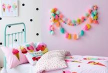 / NURSERY + KIDS ROOMS / / Color + Styling Inspiration For The Youngest Family Members.