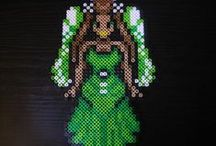 Perler/Hama / by Carrie Goettlicher