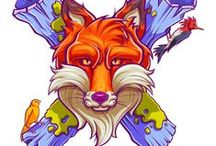 mascot logo inspiration