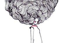 illustrations ✄