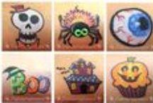 Halloween Face Painting / Halloween face paint
