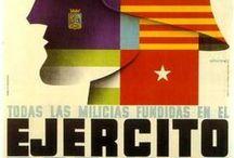 Carteles / Proyecto carteles de propaganda política. Ejemplos.