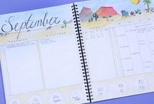 Bullet Journal /  ∙  ∙   Bullet Journal Layout und Design Ideen - monatlich, wöchentlich, täglich, tracker und mehr  ∙  ∙   Bullet Journal layout and desing ideas - monthly, weekly, daily, trackers and more