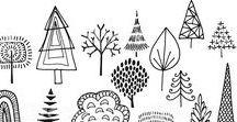 Skizzen ∙ sketches ∙ doodles / Hier kannst du Zeichnungen, Skizzen und Ideen für Rahmen, oder anderen Verzierungen für das Bullet Journal finden. Viel Spaß ∙ Here you can find doodles, sketches, and Ideas for frames and other decoration for your Bullet Journal. Enjoy!