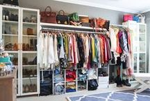 Magic Closet / I wish I had all of these things in my closet. right now. go.