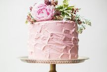 Wedding Cakes and Food