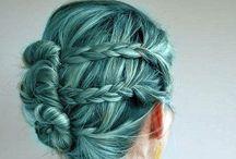 Beautiful Hair / by Becca