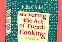 ~C O O K B O O K S~ / I love reading cookbooks! / by Jeff Angie Gautier Sybrant