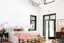 bedrooms / Bedroom ideas for redecorating, restyling, and refinishing