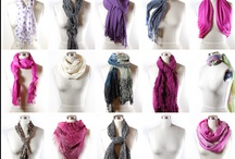 {Be Pretty} Scarves / by Shannon Oleyar
