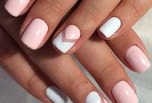 nails / Nail colors, designs, and styles