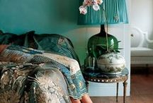 Fab Interiors / Give me Glamour. / by Zoe R.