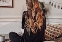 hair / Ideas for hair styles, colors, and cuts