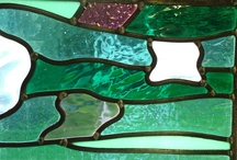 Stained Glass Courses with Amanda / Here you'll find lots of panels made here at Abinger Stained Glass , I hope this gives you confidence as well as a few ideas and inspiration!