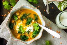 SOUP & STEW / Soup, stew, and chowder recipes for every season.