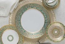 Mottahedeh Porcelain Dinnerware /   We have so many wonderful patterns for brides, but also so many fabulous ideas for everyone to freshen up their china or dishes!   / by MadisonAveGifts.com