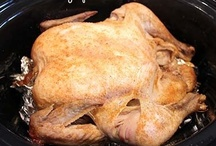 Crock pot recipes / by Patricia Coldewey