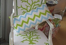 Vibrant Pillows / A much needed accessory to liven up a space!