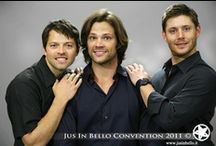 Supernatural... / by Brianne DeVenney