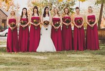 Bridesmaids / by Becca