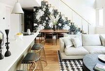 design inspiration / As an interior designer im always looking for design inspiration