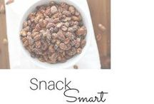 Food: Snack Smart / These bites will help you snack the smart way, all day.