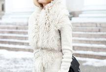 Street Style - Fall/ Winter / Street fashion ideas for Fall/ Winter
