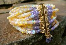 Teece Torre Gemstone Jewelry / Handmade gemstone bracelets, necklaces, and earrings from Teece Torre.