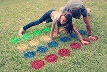 Holiday: Summer Fun / Ideas for summer camp & general outdoor summer fun