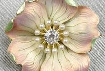 Brooches + Cameos / Brooches, Cameos & Jewelry from Teece Torre