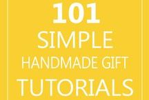Holiday: Gifts / Small and or DIY gift ideas for housewarming, teacher appreciation, thank you, etc.