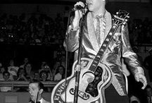 Elvis Presley / Pictures of the King of Rock 'N Roll